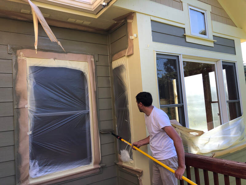 Professional Exterior Painters in Meridian Idaho